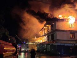 Rahmad Handoyo : Kebakaran Kantor BPOM, Kecelakaan atau Kesengajaan ?