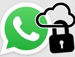 WhatsApp Uji Backup Cloud Terenkripsi di Android, Ingat Password Anda Guys !