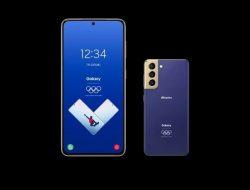 Ini Lho, Tampilan Galaxy S21 Edisi Spesial Olimpiade Tokyo!