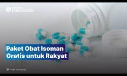Pemkot Bekasi Berikan Obat dan Sembako Gratis Bagi Pasien Isoman, Begini Cara Mendapatkannya
