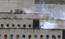 Penjara di Ekuador Rusuh, 24 Napi Tewas