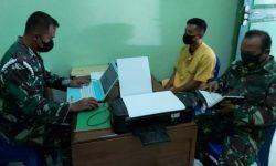 Pelatih Militer Aniaya Anggota TNI Hingga Tewas di Gorontalo