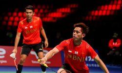 Thomas Cup 2020 : Libas Tuan Rumah Denmark, Indonesia ke Final