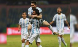 Bekuk Uruguay, Argentina Kembali Ke Jalur Kemenangan