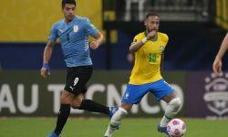 Usai Dipermak Argentina, Uruguay Digunduli Brasil 4-1