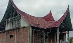 Mangkrak Sejak 2011, Pembangunan Rumah Gadang IKBK NTB Dilanjutkan