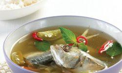 Tude Kuah Asam, Wow Segarnya Kuliner Manado
